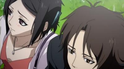 Ga Rei Zero 05 - Sentimientos Obstinados