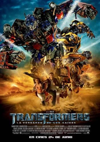 Trasnformers 2 poster
