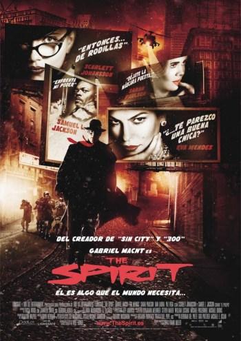 The Spirit - Poster